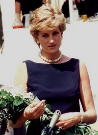 Diana, Princess of Wales in 1995